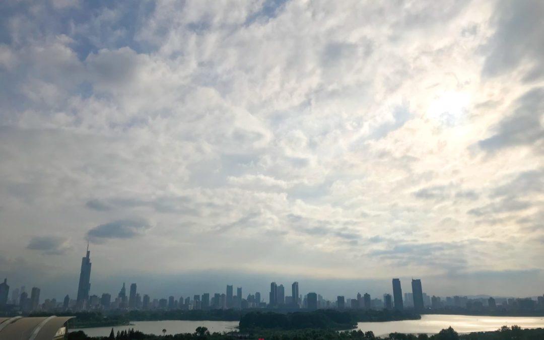 Innig gekend in een Chinese miljoenenstad